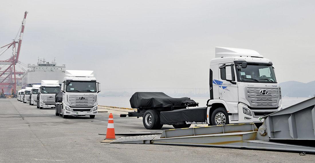 Hyundai озвучил свои водородные планы 2