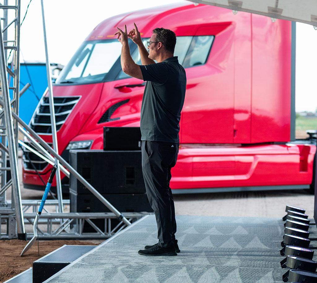 Nikola начинает строительство завода в Аризоне 2