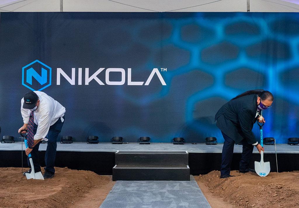 Nikola начинает строительство завода в Аризоне
