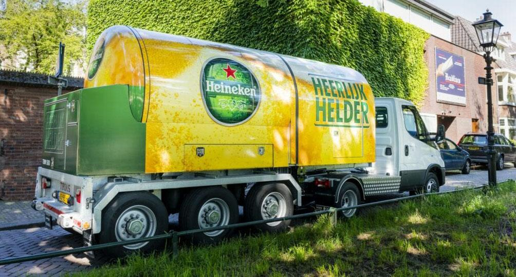 Голландский пивовоз 2