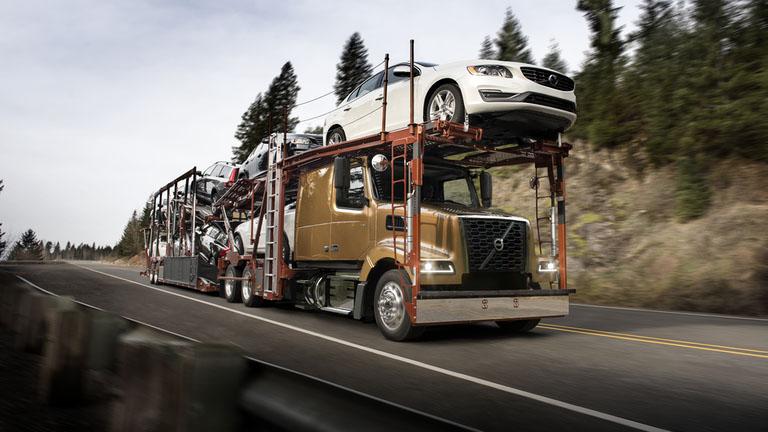 Усовершенствованный автовоз Volvo 2