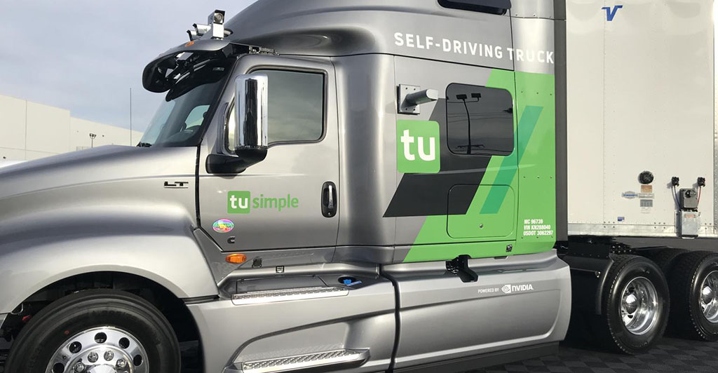 TuSimple запускает сеть автоматизированных грузоперевозок 2