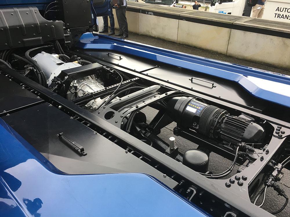 В Бразилии начинается производство электрического VW 2