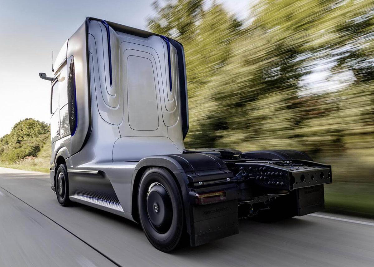 Daimler показал свой водородный концепт 2