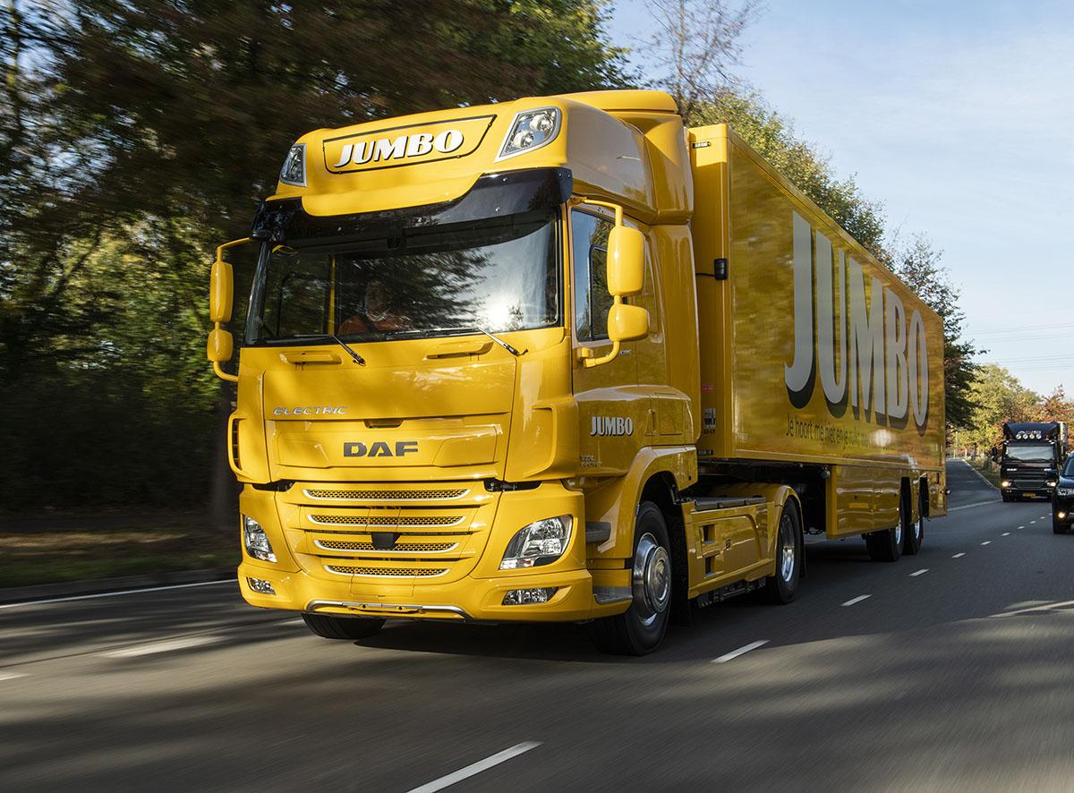 Легко ли сегодня купить электрический грузовик?