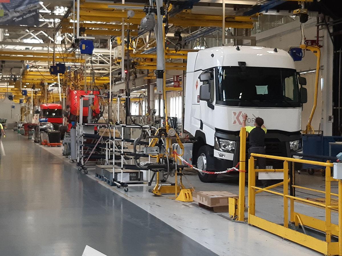 Renault Trucks начала модернизацию грузовиков 3