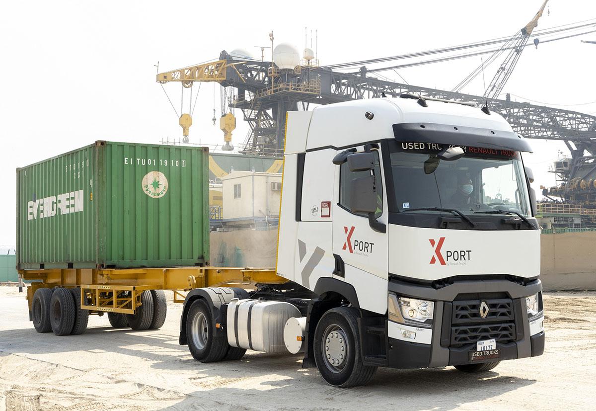 Renault Trucks начала модернизацию грузовиков 2