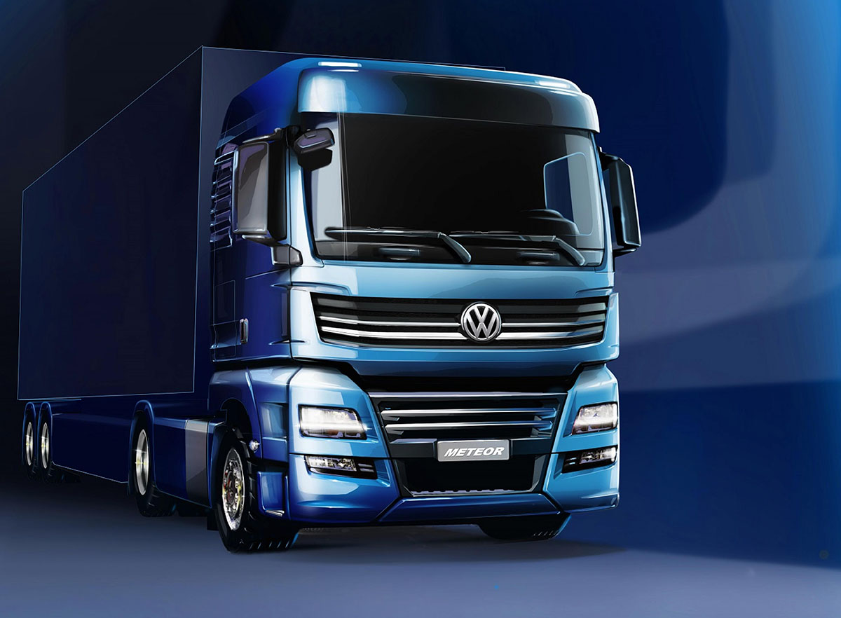 У Volkswagen появился новый Meteor 3