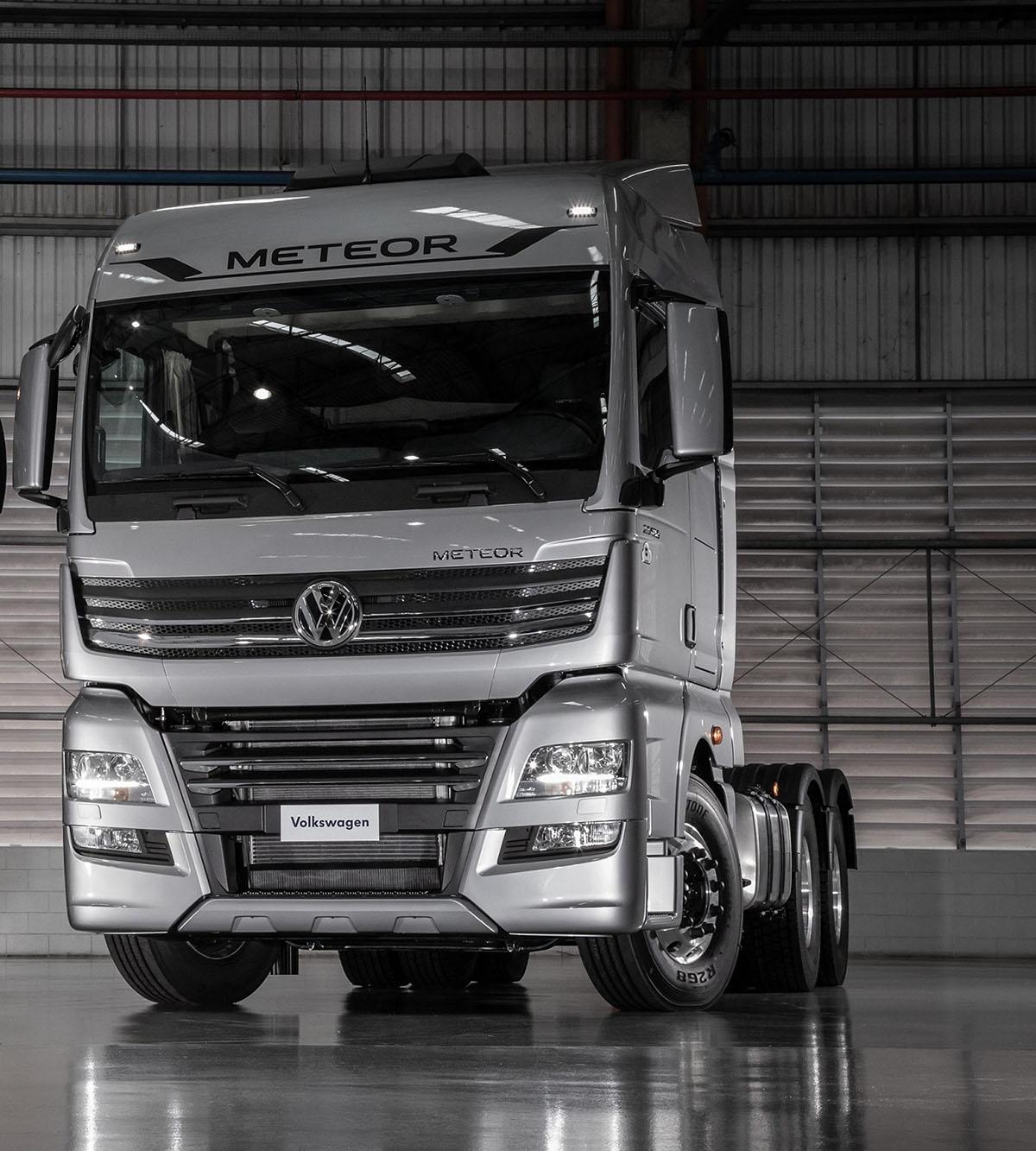 У Volkswagen появился новый Meteor 2