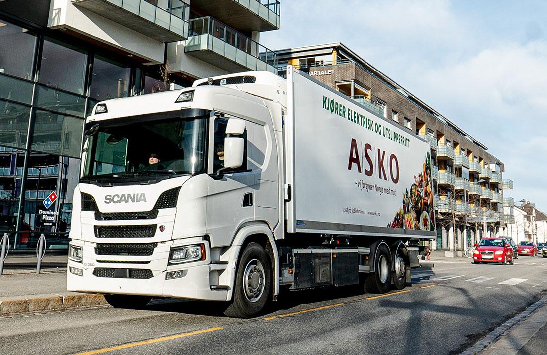 В Норвегии оформили заказ на 75 «электриков» Scania