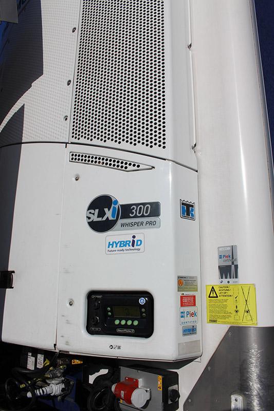 Холодильники Thermo King SLXi Hybrid 2