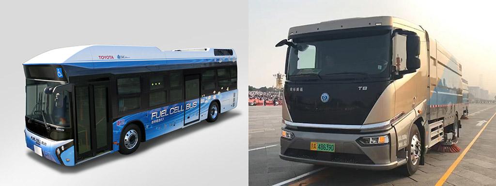 BYD и Hino: стратегическое партнерство в области электромобилей