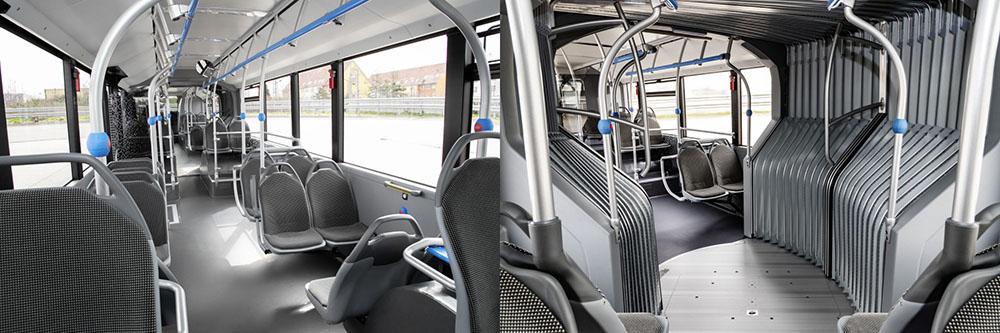 Новый сочлененный электробус Mercedes-Benz eCitaro G 2