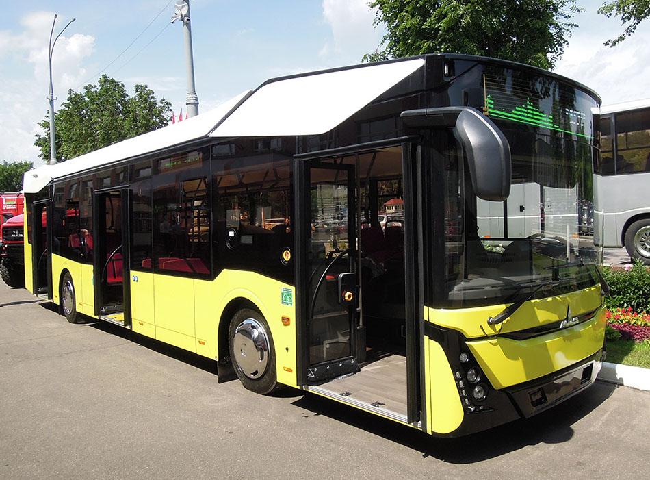 МАЗ-303 с двигателем Евро-5