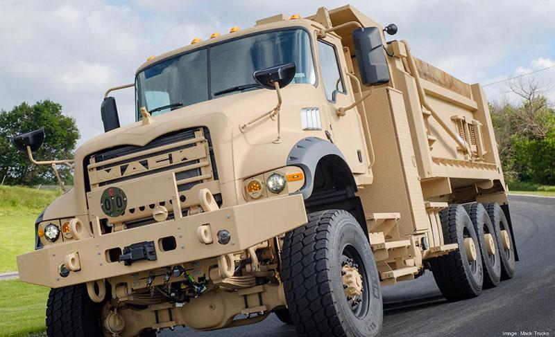 Mack подготовил грузовики для армейских испытаний 2