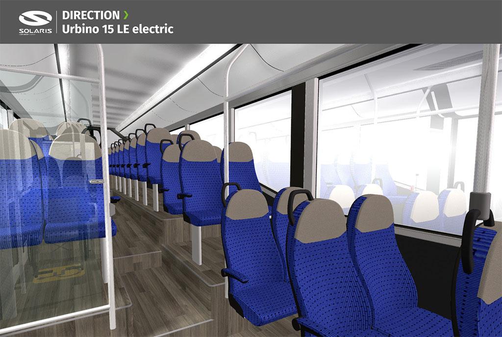 Solaris показал портфолио своего нового электробуса 3
