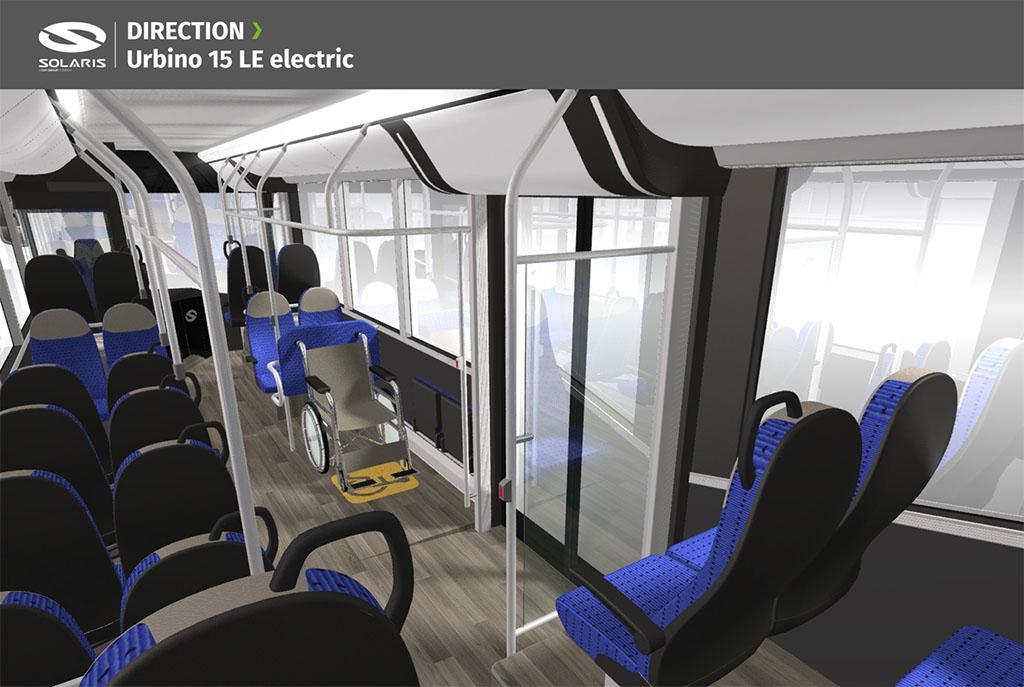 Solaris показал портфолио своего нового электробуса 4