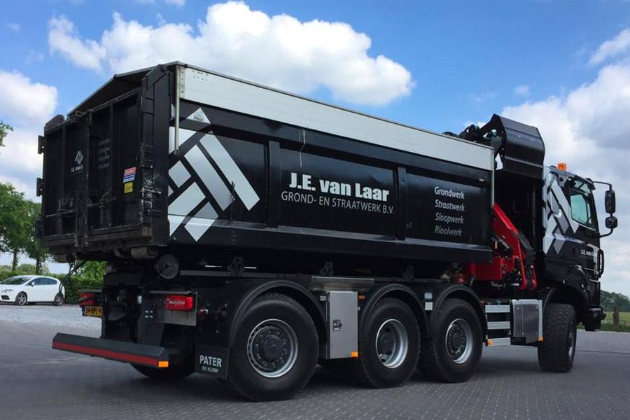 Универсальный грузовик 2