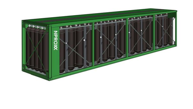 Хранить и перевозить водород Cummins и NPROXX будут совместно 2