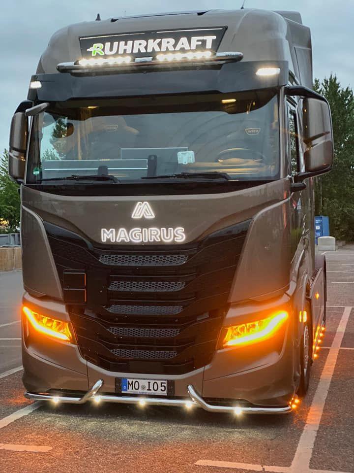 В Германии вновь «возродили» марку Magirus 3