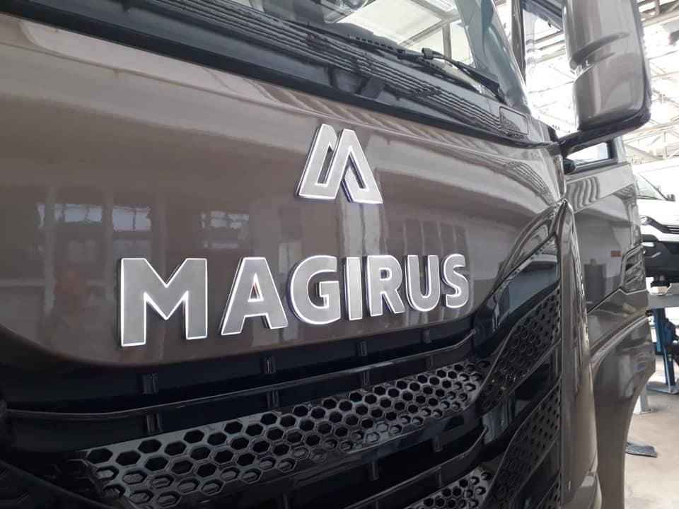 В Германии вновь «возродили» марку Magirus 2
