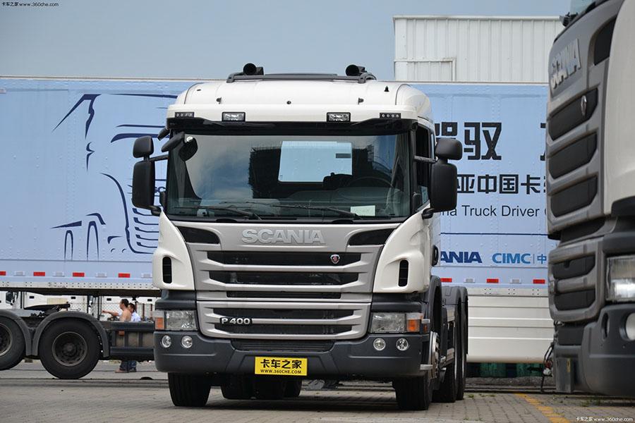 Scania под лейблом «MADE in CHINA»