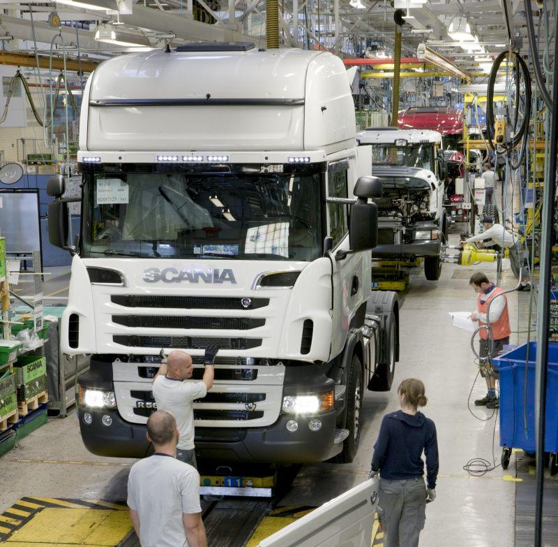 Scania под лейблом «MADE in CHINA» 2