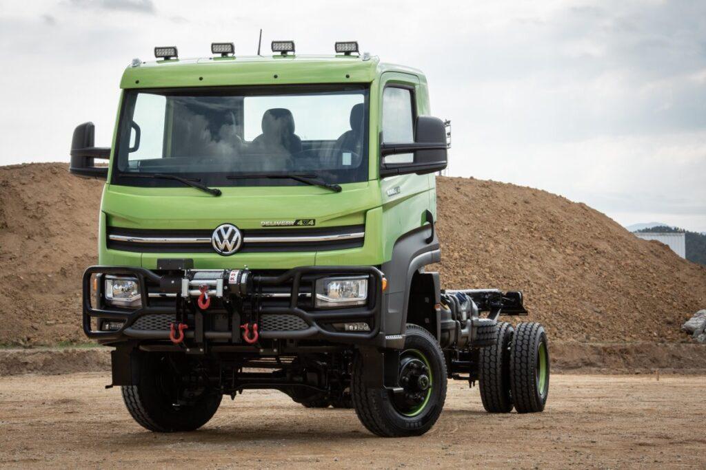 Volkswagen запустил в производство полноприводную модель Delivery