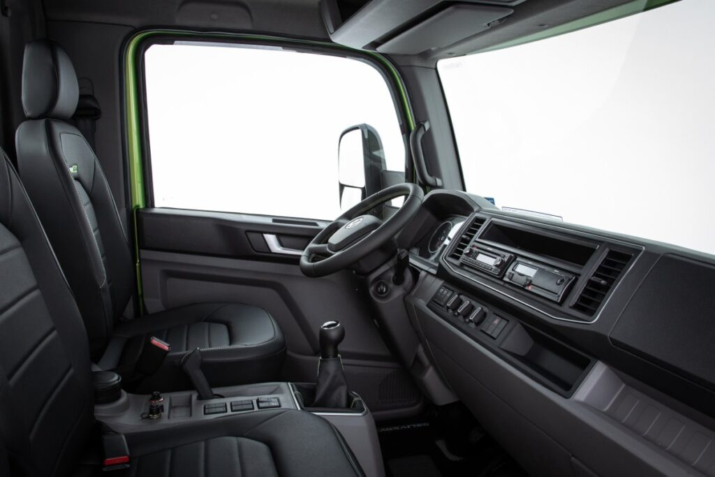 Volkswagen запустил в производство полноприводную модель Delivery 5