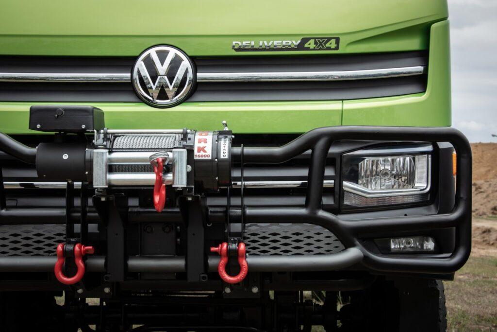 Volkswagen запустил в производство полноприводную модель Delivery 3
