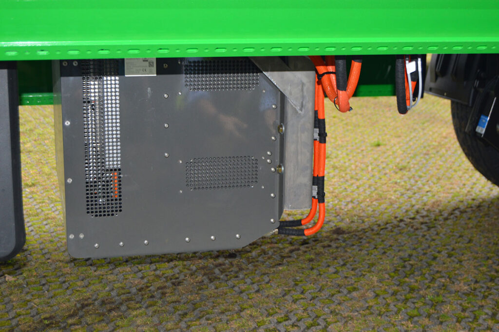 Krone тоже готовит свой электропривод 4