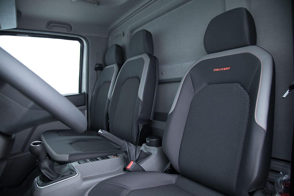 Volkswagen запустил в производство полноприводную модель Delivery 4
