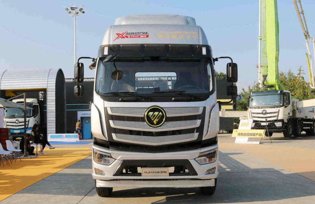 В Китае определились с грузовиком года 2021 3