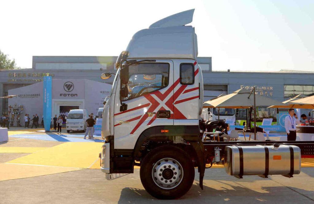 В Китае определились с грузовиком года 2021 4