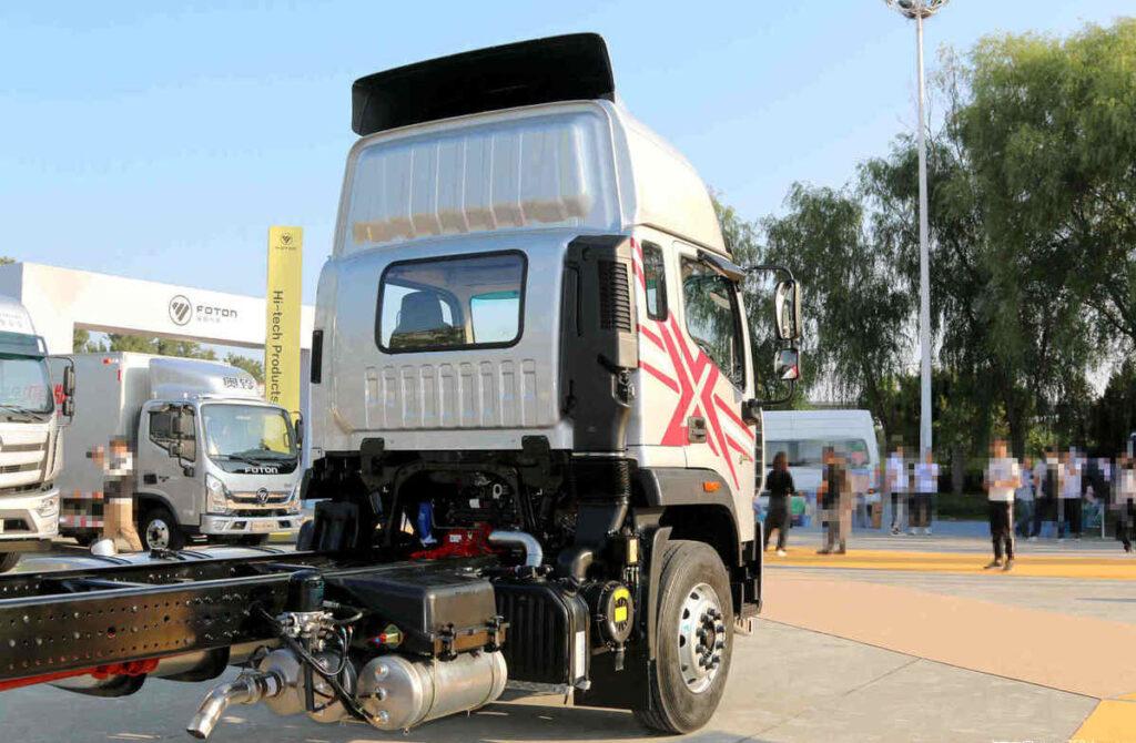 В Китае определились с грузовиком года 2021 6