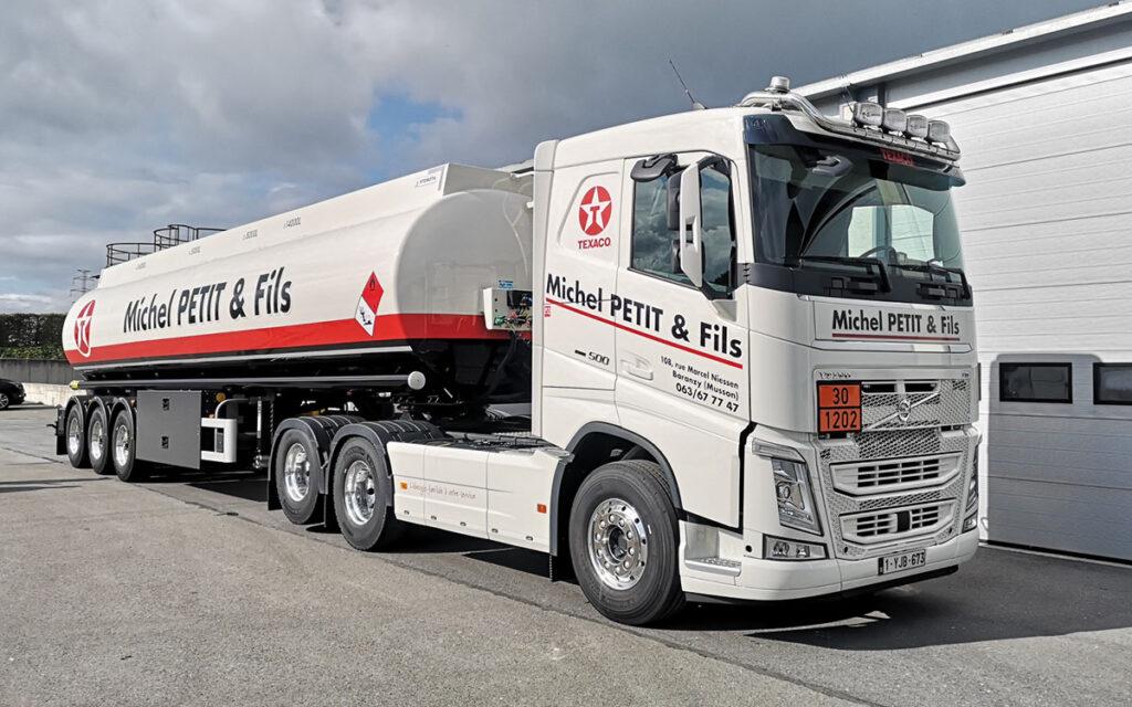 Бельгийцы разрешили перевозку опасных грузов