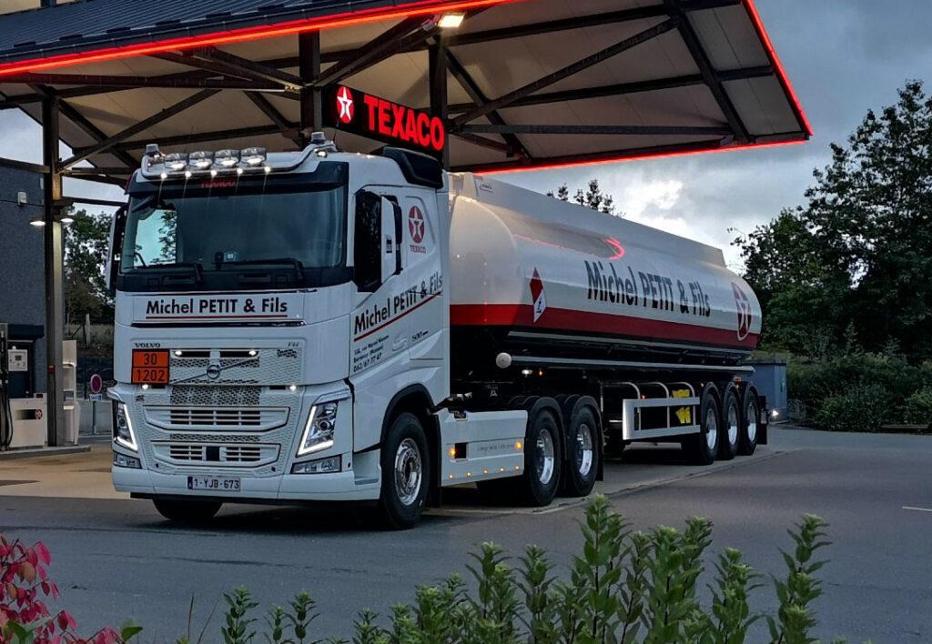 Бельгийцы разрешили перевозку опасных грузов 3