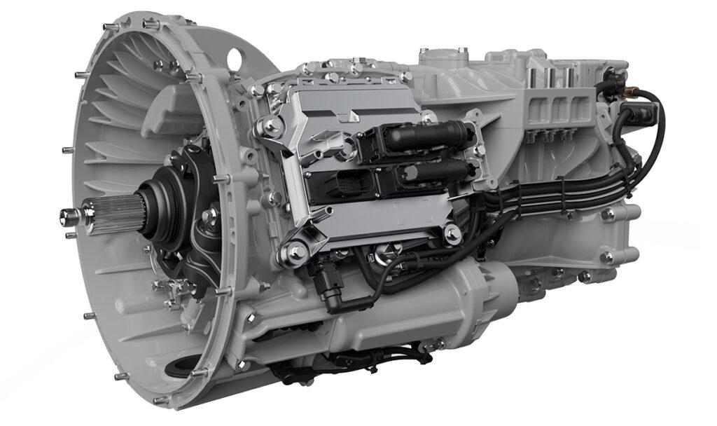 Мотор грузовика Scania 2