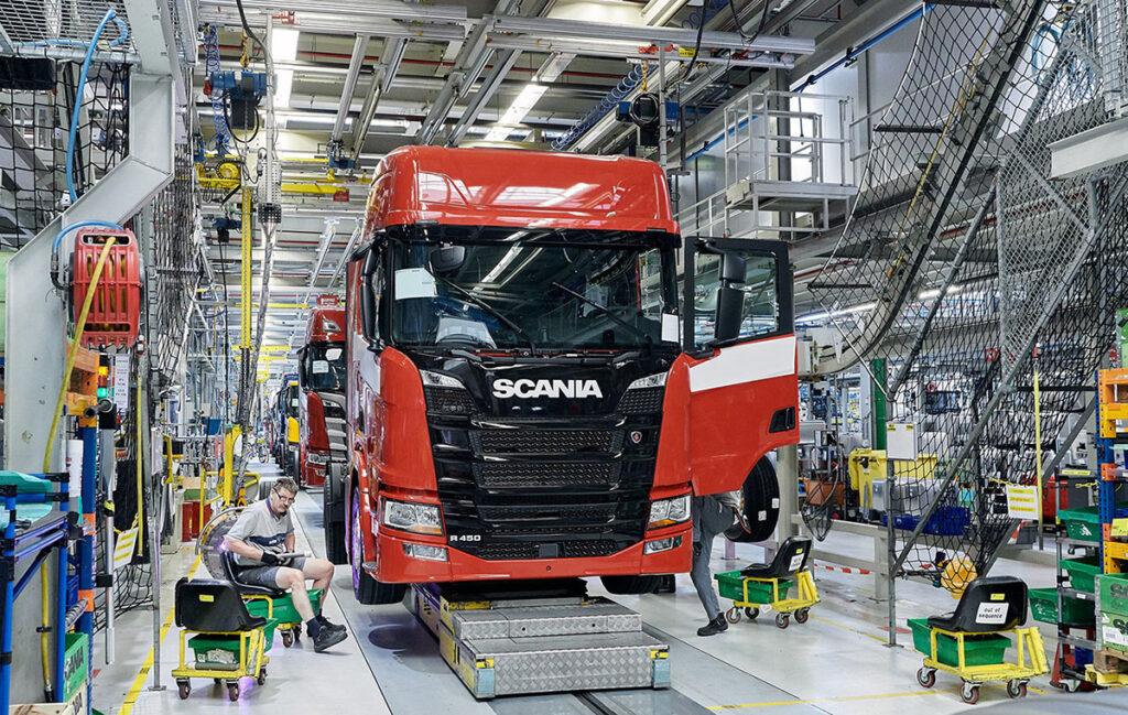 Scania создаст собственный завод в Китае