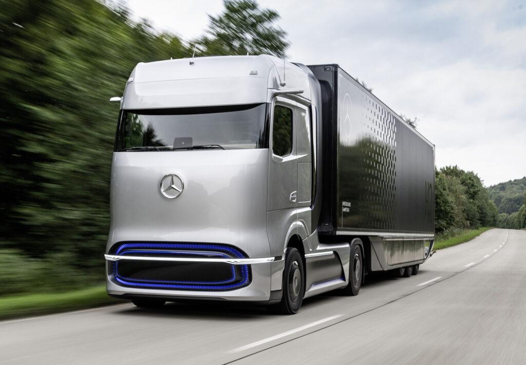Mercedes-Benz получил премию за инновационный GenH2 2