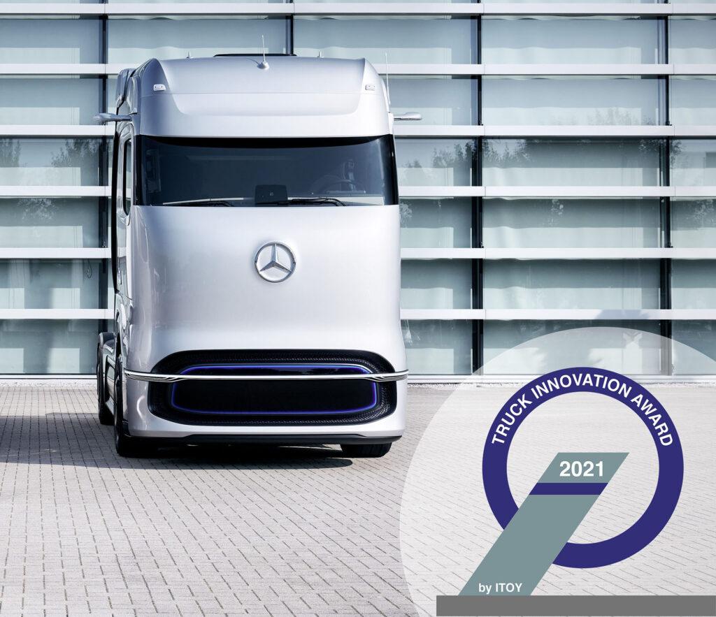 Mercedes-Benz получил премию за инновационный GenH2
