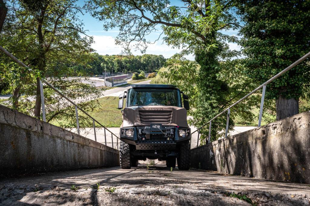 ARMIS - новая серия военных грузовиков 4