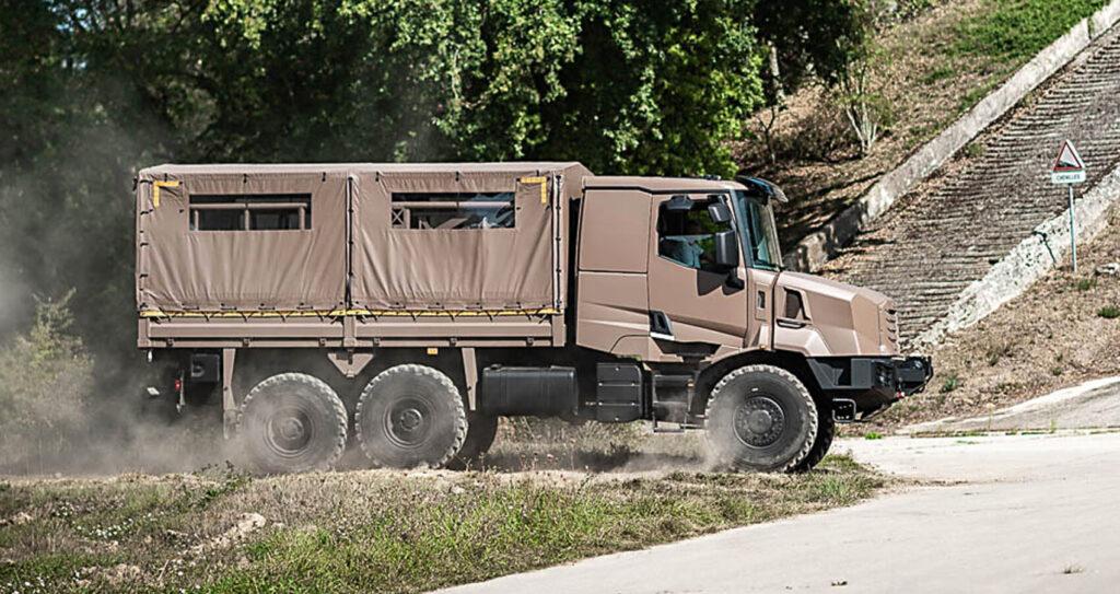 ARMIS - новая серия военных грузовиков 2