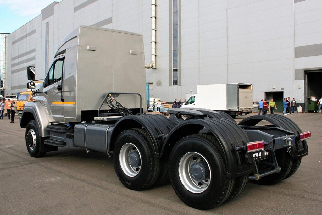 Российские грузовики Ural Next 2