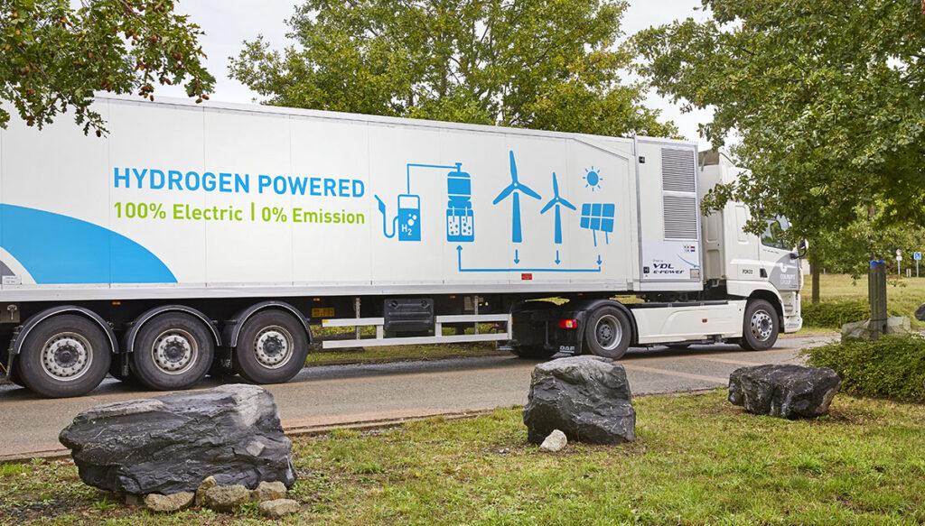 В Бельгии начали испытывать водородный автопоезд 2