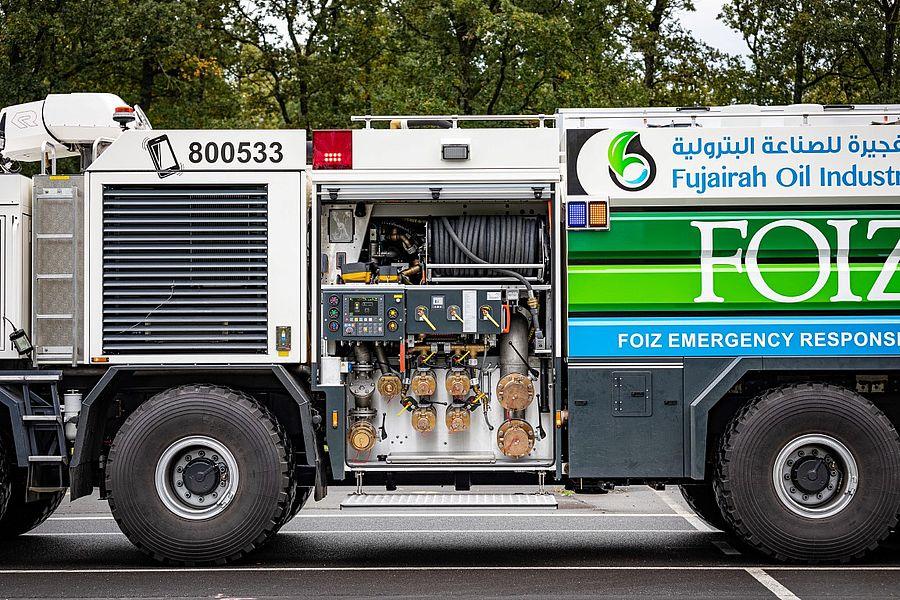 Пожарная новинка от Rosenbauer и Tatra 4