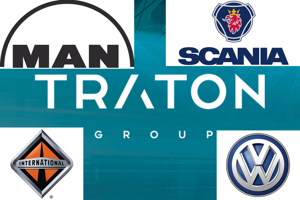 Traton Group подвел итоги по 2020-му году