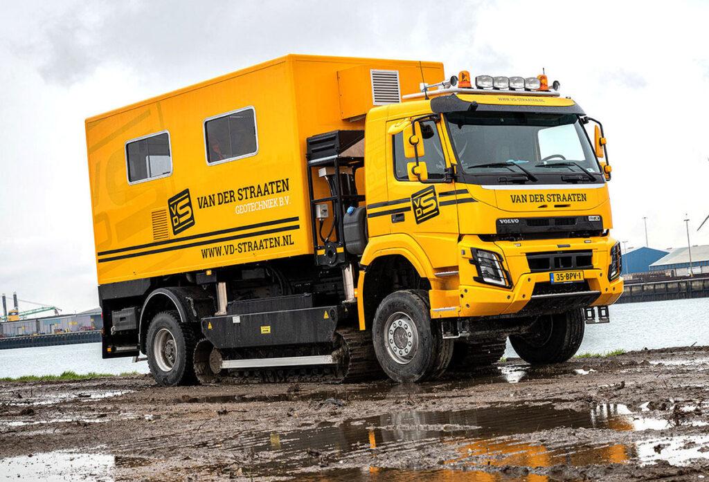 Полноприводному Volvo добавили внедорожных способностей