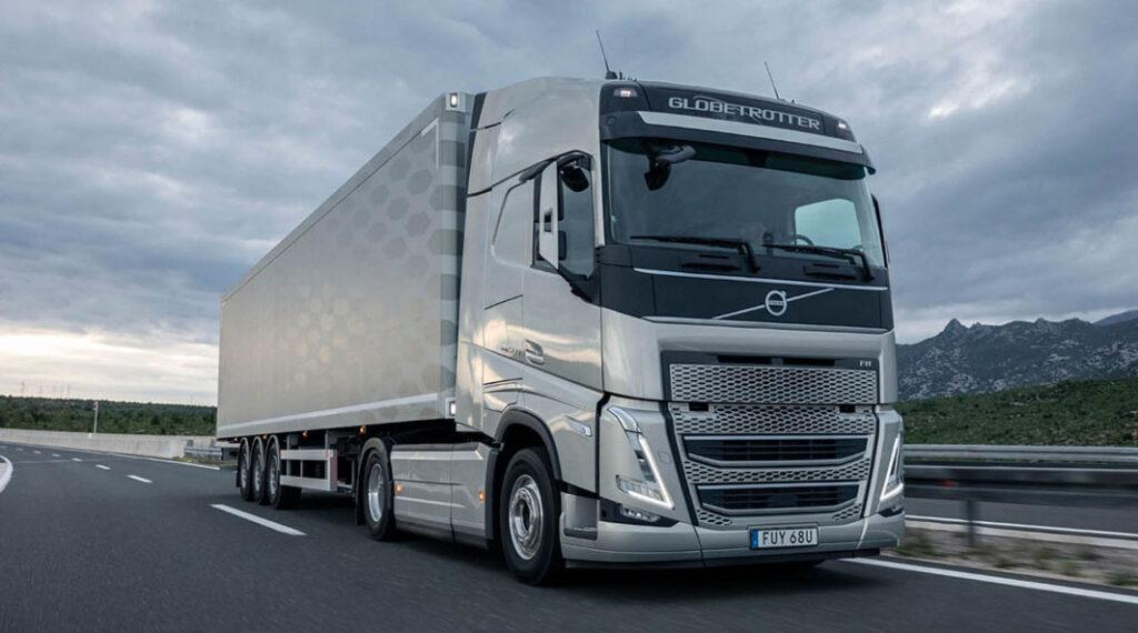 Girteka заказала у Volvo Trucks 2000 тягачей