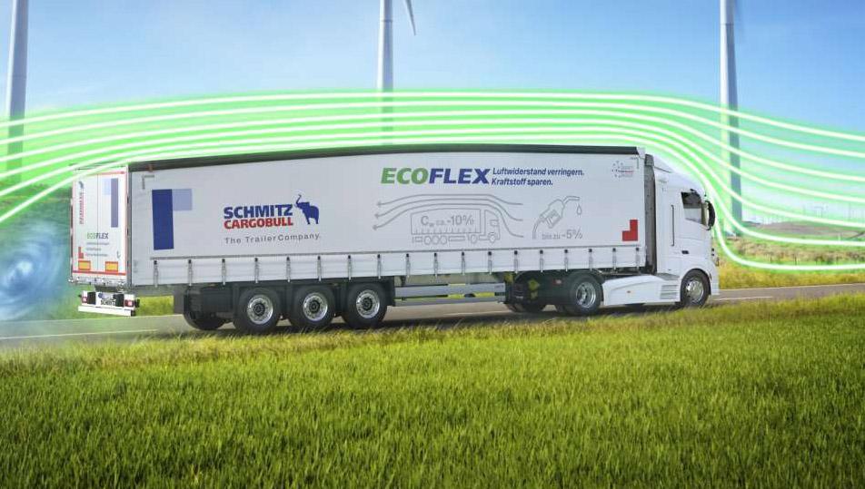 Schmitz предлагает свой новый EcoGeneration 4